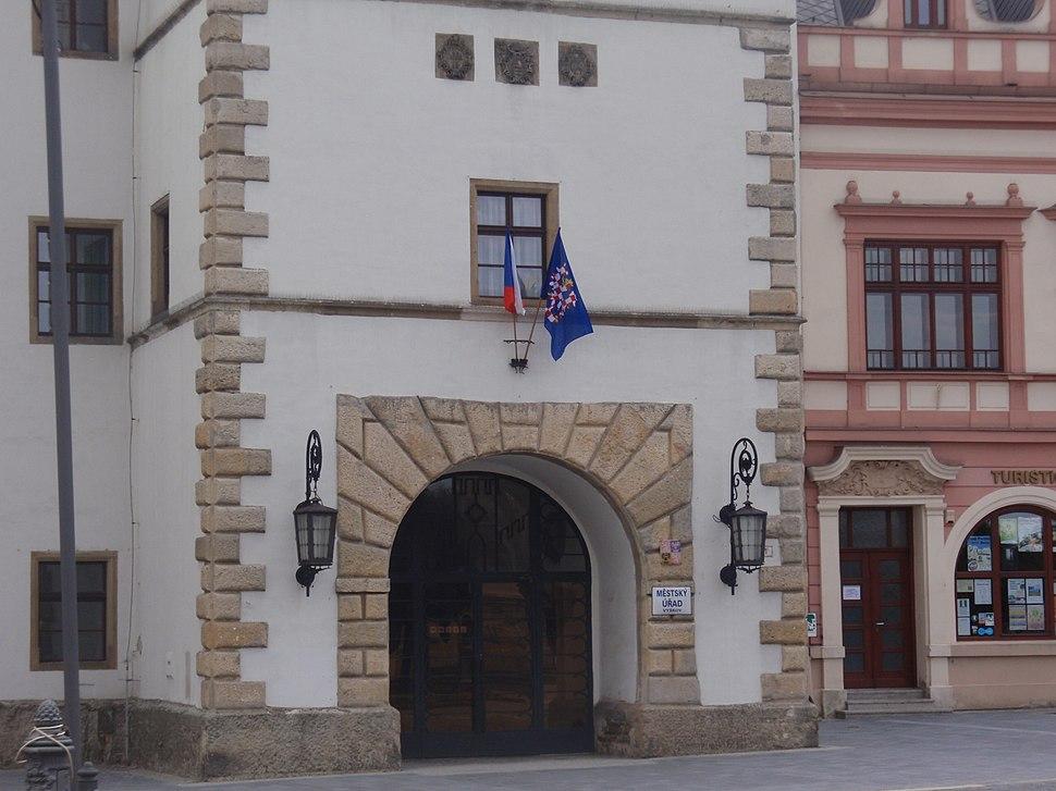 Moravská vlajka - Howling Pixel