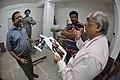 Raj Kapoor Statue In Progress - Kolkata 2017-08-08 4075.JPG