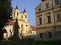 Rajhrad - Klášter benediktýnů s kostelem sv. Petra a Pavla 3.JPG