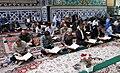 Ramadan 1439 AH, Qur'an reading at Goharshad Mosque, Mashhad - 29 May 2018 16.jpg