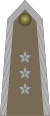 Rank insignia of chorąży sztabowy of the Army of Poland.svg