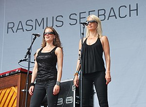 Rasmus Seebach - Seebach' Choros girl in 2010. (Photo: Lars Schmidt)