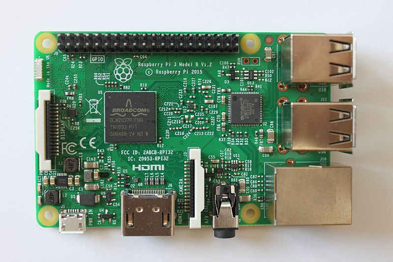File:Raspberry Pi 3 Model B.JPG