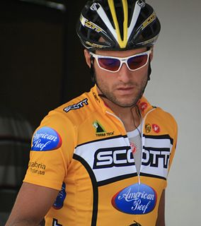 Raúl Alarcón Spanish road bicycle racer
