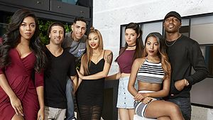 Real World Seattle: Bad Blood - The initial cast of Real World Seattle: Bad Blood