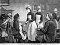 Receiving day at the Foundling Hospital. Wellcome L0000246.jpg