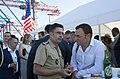 Reception with Ambassador Pyatt Aboard USS ROSS, July 24, 2016 (28299446080).jpg