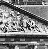 rechter gedeelte van timpaan (westgevel) - amsterdam - 20011855 - rce