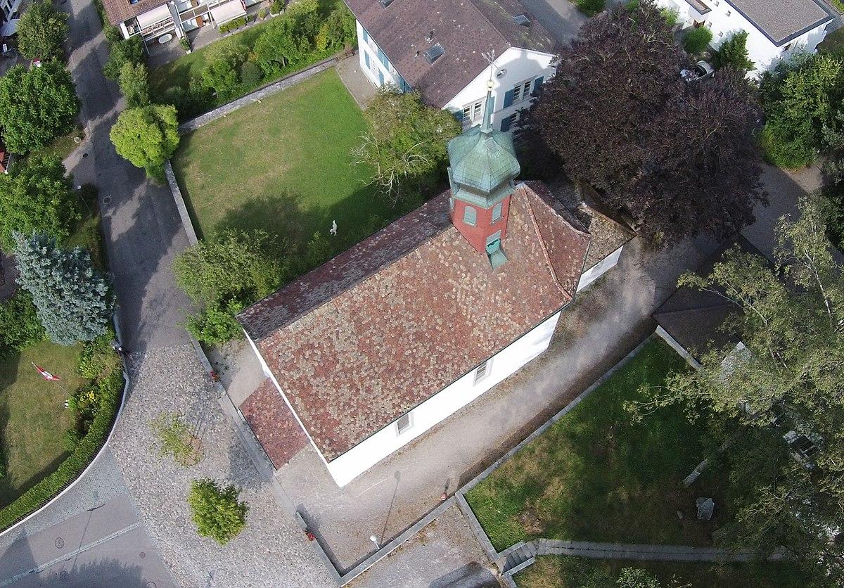 Alte Parittische Kirche Spreitenbach Wikipedia
