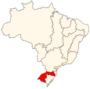 Região hidrográfica do Uruguai