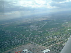 Regina International AirportPort lotniczy Regina