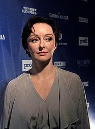 Regina Fritsch - Nestroy-Theaterpreis 2012.jpg