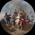 Regresso da Boda (c. 1801-1815) - Nicolas-Antoine Taunay (MNAA, inv. 1695 Pint).png