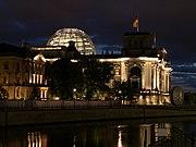 "Der Reichstag, Symbol der ""Berliner Republik"""
