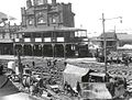 Relaying tram tracks in Newtown 1927.jpg