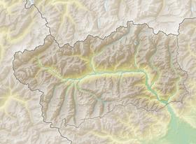 (Voir situation sur carte: Vallée d'Aoste)