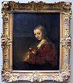 Rembrandt, donna con ciclamino, 1660-65 ca..JPG