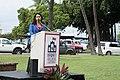 Rep. Tulsi Gabbard, D-Hawaii, speaking (37938929874).jpg