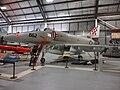 Replica of McDonnell Douglas A-4G Skyhawk 882 at the Fleet Air Arm Museum in February 2015.jpg