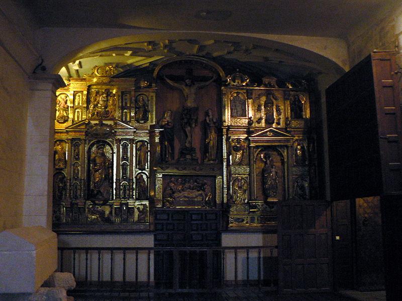 Retablo de la nave de San Juan (Monasterio de las Huelgas de Burgos).jpg