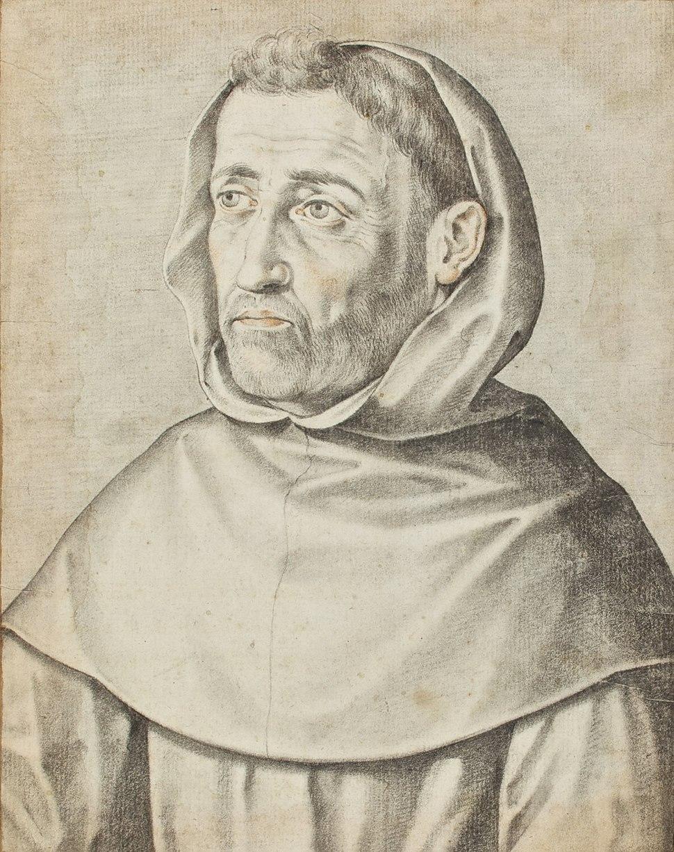 Retrato de Fray Luis de León