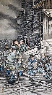 18th century samurai battle