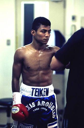 Román González (boxer) - Image: Rgelchoc