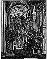 Richard Carl Wagner Stift Klosterneuburg Stiftskirche innen 1924 dgE.jpg
