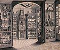 "Richard Greene's museum at Lichfield, the ""Lichfield clock"" Wellcome V0040722.jpg"