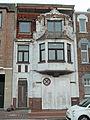 Rij burgerhuizen, Meerlaan 27, Knokke (Knokke-Heist).JPG