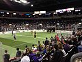 Rio Grande Valley Flash at Dallas Sidekicks B - 30 November 2012.jpg