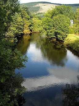 River Balvag in Strathyre - geograph.org.uk - 955555