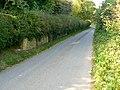 Road into Vernham Street, Hampshire - geograph.org.uk - 982474.jpg