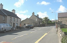 Road junction at the centre of Bodffordd - geograph.org.uk - 964331.jpg