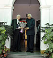 Robert M. Gates and L.K. Advani.jpg