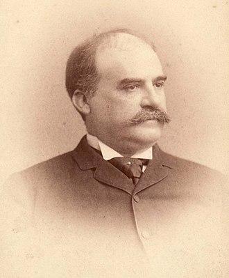 Robert Wood Johnson I - Image: Robert Wood Johnson 1st (1887)