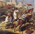 Robert de Normandie at the Siege of Antioch 1097-1098.JPG