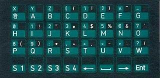 Membrane keyboard type of computer keyboard