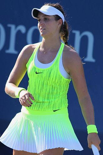 Laura Robson - Laura Robson at the 2016 US Open