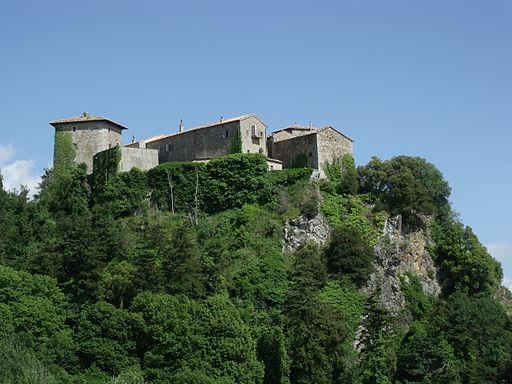 Roccalbegna, Castello Triana