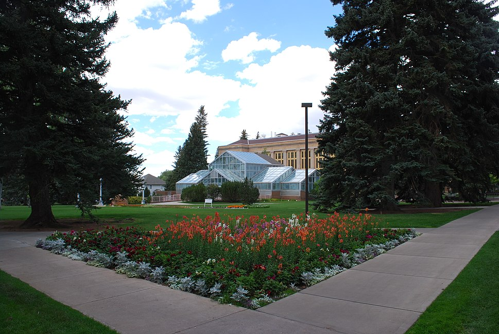 Rocky Mountain Herbarium University of Wyoming