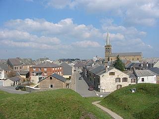 Rocroi Commune in Grand Est, France