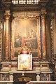 Rom, Kirche Il Gesú, Seitenaltar.JPG