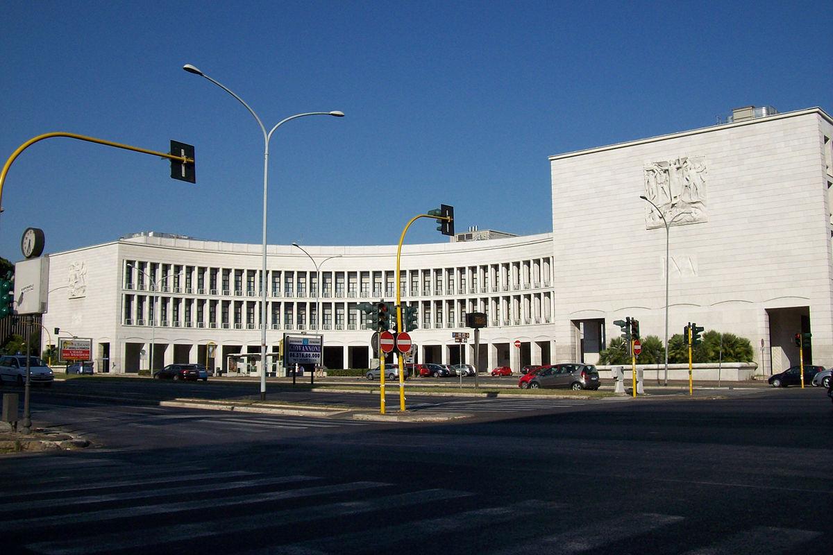 Palazzo dell 39 inps wikipedia for Uffici roma eur