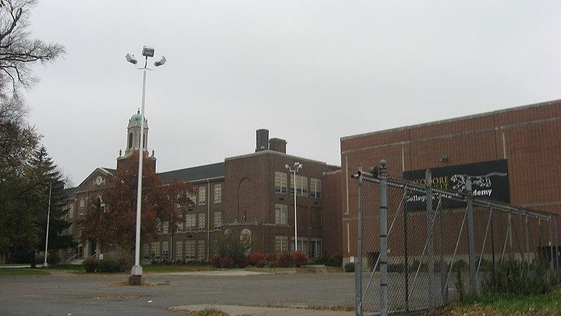 Roosevelt High School, Gary.jpg