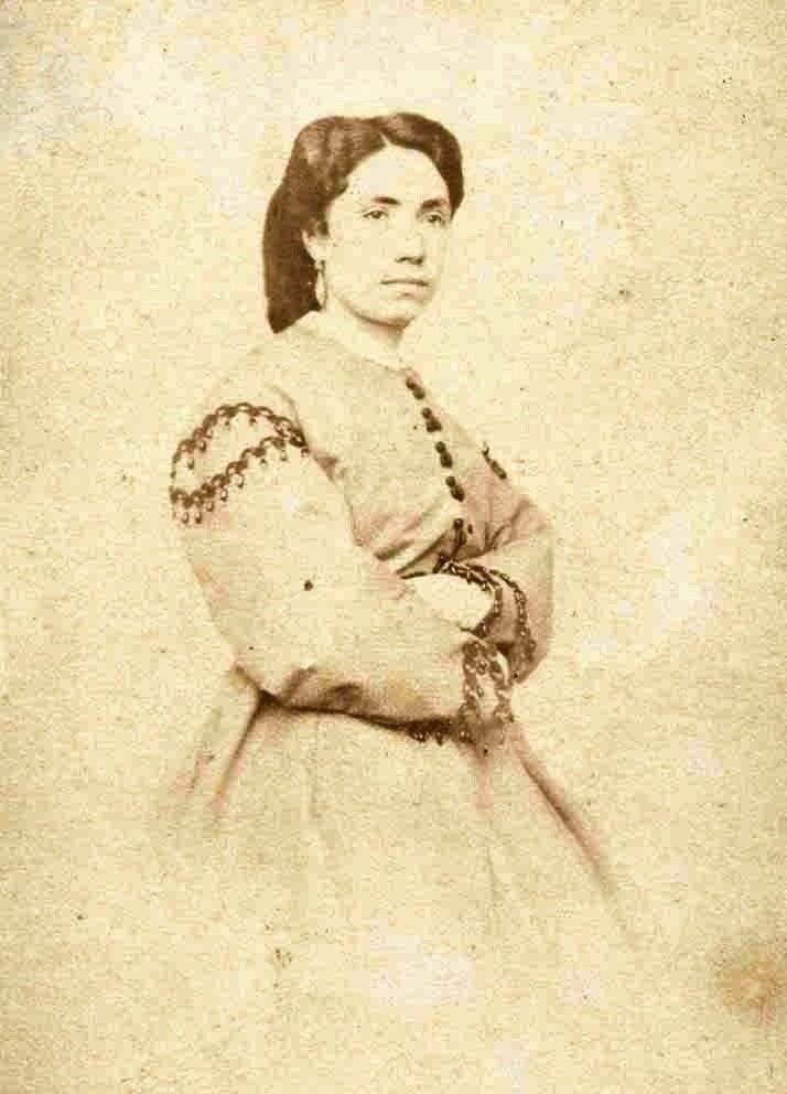 Sobre 1867, retratada por Encausse.