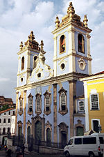 Igreja do Ros�rio dos Pretos, Salvador