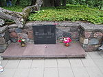 Rose of Turaida tomb in Sigulda.JPG