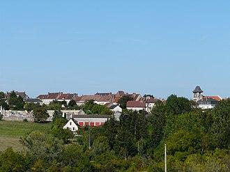 Rouffignac-Saint-Cernin-de-Reilhac - Image: Rouffignac Saint Cernin village (2)