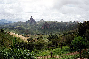 Boko Haram - Northern Cameroon Mandara Mountains